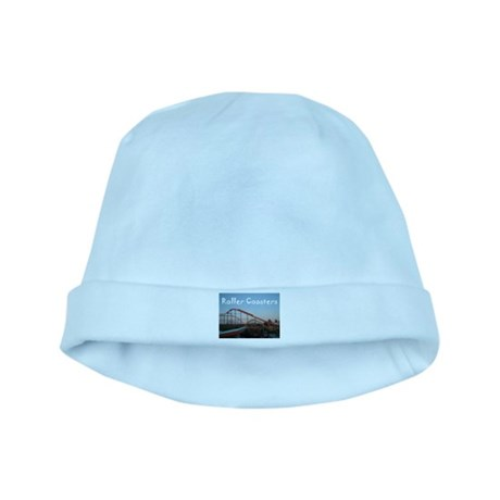 Sunset Coasters baby hat
