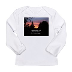 Splendor of the King Long Sleeve Infant T-Shirt
