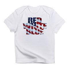 Flag colors Infant T-Shirt