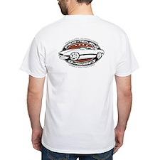 White Super Hero T-Shirt