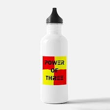 THINK GOD Water Bottle