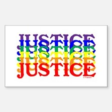 JUSTICE UNITY Decal