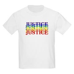 JUSTICE UNITY Kids Light T-Shirt