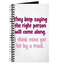 The Right Person Journal