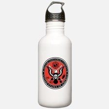 Military Industrial Complex Sports Water Bottle