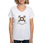 St. Ives Women's V-Neck T-Shirt