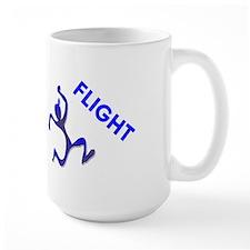 Large Fight or Flight Mug