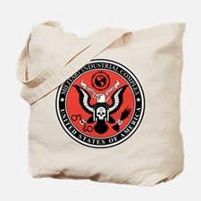 Military Industrial Complex Tote Bag