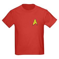 Star Trek Engineering Kids Tee