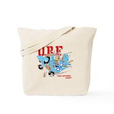 OLD RETIRED FART F -4U Tote Bag