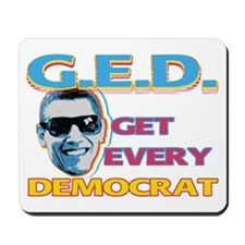 G.E.D. Mousepad