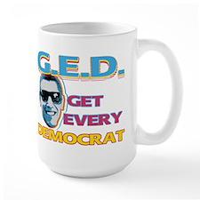 G.E.D. Mug