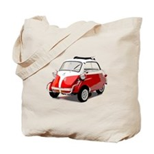 Isetta Car Tote Bag