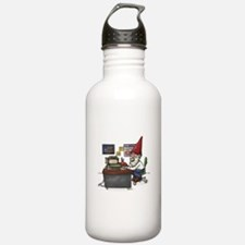 Tax Gnome Water Bottle
