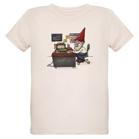 Tax Gnome Organic Kids T-Shirt