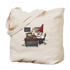 Tax Gnome Tote Bag