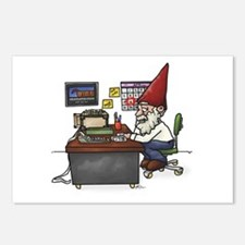 Tax Gnome Postcards (Package of 8)