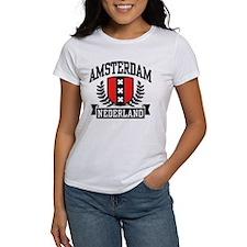 Amsterdam Nederland Tee