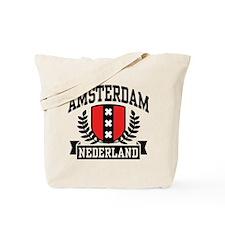 Amsterdam Nederland Tote Bag