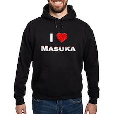 I Love Masuka - Hoodie
