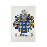 Rotondo Coat of Arms Rectangle Magnet
