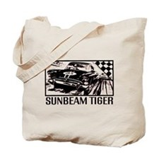 Sunbeam Tiger Race Tote Bag