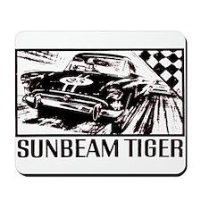 Sunbeam Tiger Race Mousepad