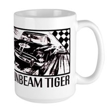 Sunbeam Tiger Race Mug