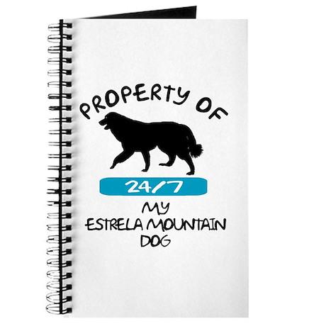 Estrela Mountain Dog Journal