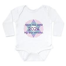 district818 Long Sleeve Infant Bodysuit