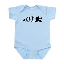 The Evolution Of The Hockey Goalie Infant Bodysuit