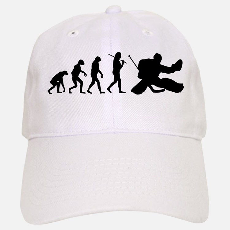 The Evolution Of The Hockey Goalie Baseball Baseball Cap