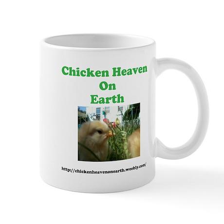 Chicken Heaven on Earth Mug