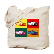 Yugo Cars Tote Bag