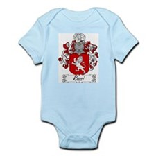 Rossi Family Crest Infant Creeper