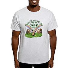 Funny Ducky rainbow T-Shirt