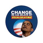 "Recalculating Obama 3.5"" Button"