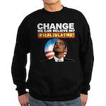Recalculating Obama Sweatshirt (dark)