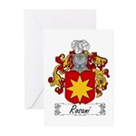 Rosani Coat of Arms Greeting Cards (Pk of 10)