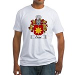 Rosani Coat of Arms Fitted T-Shirt