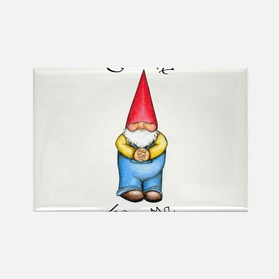 gnomemancafe Magnets