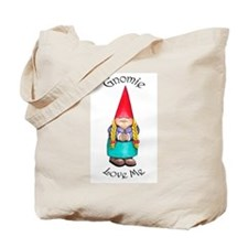 Unique Gnome design Tote Bag