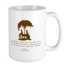 Mr. Darcy, Jane Austen Gift Mug