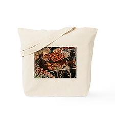 Ladybug Taco Tote Bag