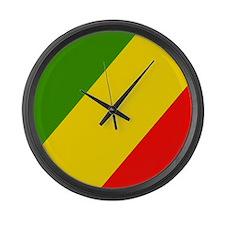 Congo Large Wall Clock