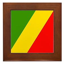 Congo Framed Tile