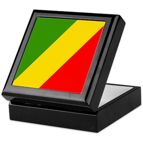 Congo Keepsake Box