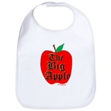 THE BIG APPLE Bib