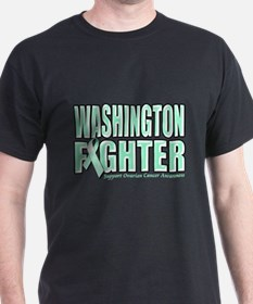 Washington Ovarian Cancer Fighter T-Shirt