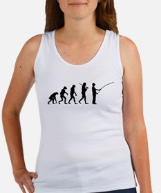 The Evolution Of The Fisherman Women's Tank Top